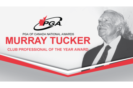 Murray Tucker, Club Professional of the Year Award
