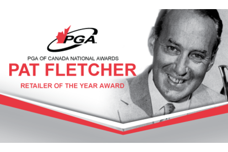 Pat Fletcher, Retailer of the Year Award