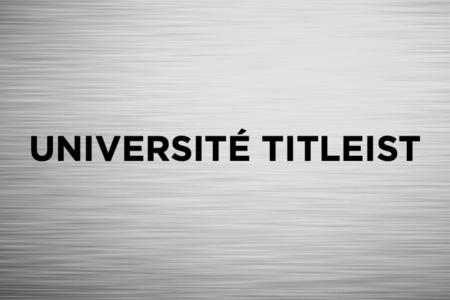 Université Titleist