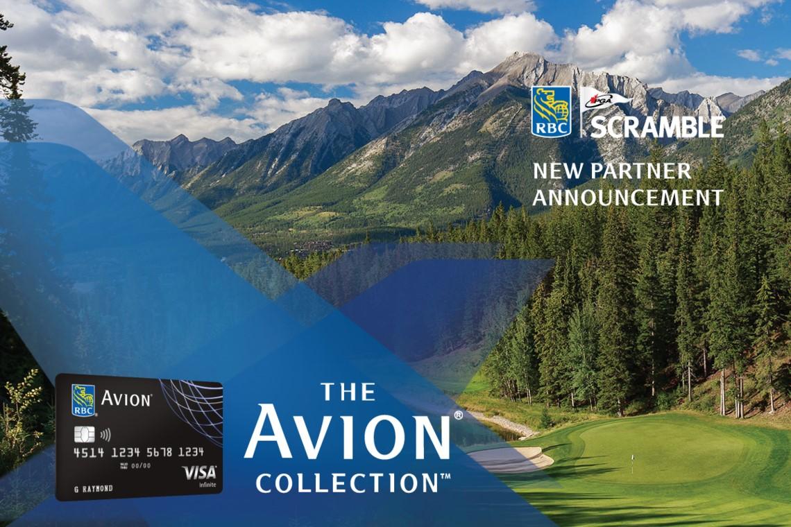 PGA of Canada Selects RBC Avion Visa as the Official Credit Card of the 2021 RBC PGA Scramble