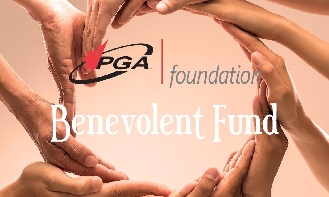 PGA of Canada announces PGA of Canada Foundation Benevolent Fund