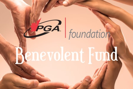PGA of Canada announces PGA of Canada Foundation Benevolent Fund