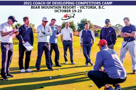 Coach of Developing Competitors Camp Registration Open, taking place October 19-23 in Victoria, BC