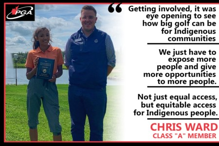 Chris Ward's Steadfast Commitment to Growing the Game