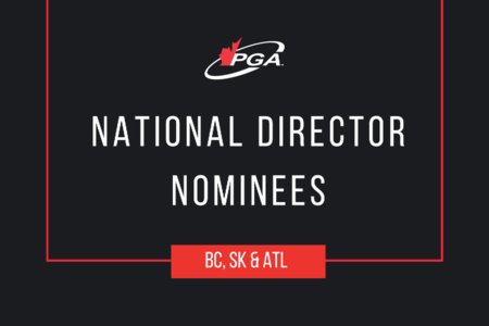 National Board of Director Nominees Announced From BC, SK & ATL