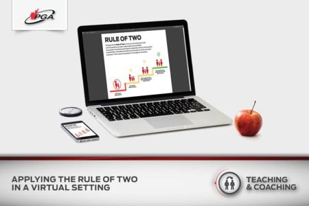 Appliquer la règle de deux dans un cadre virtuel