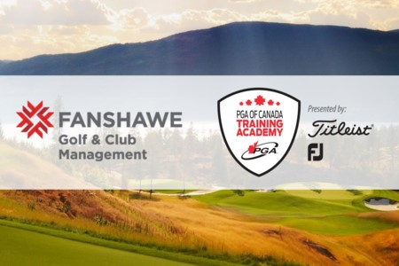 Fanshawe College Becomes Recognized Program in the PGA of Canada Training Academy presented by Titleist and Footjoy