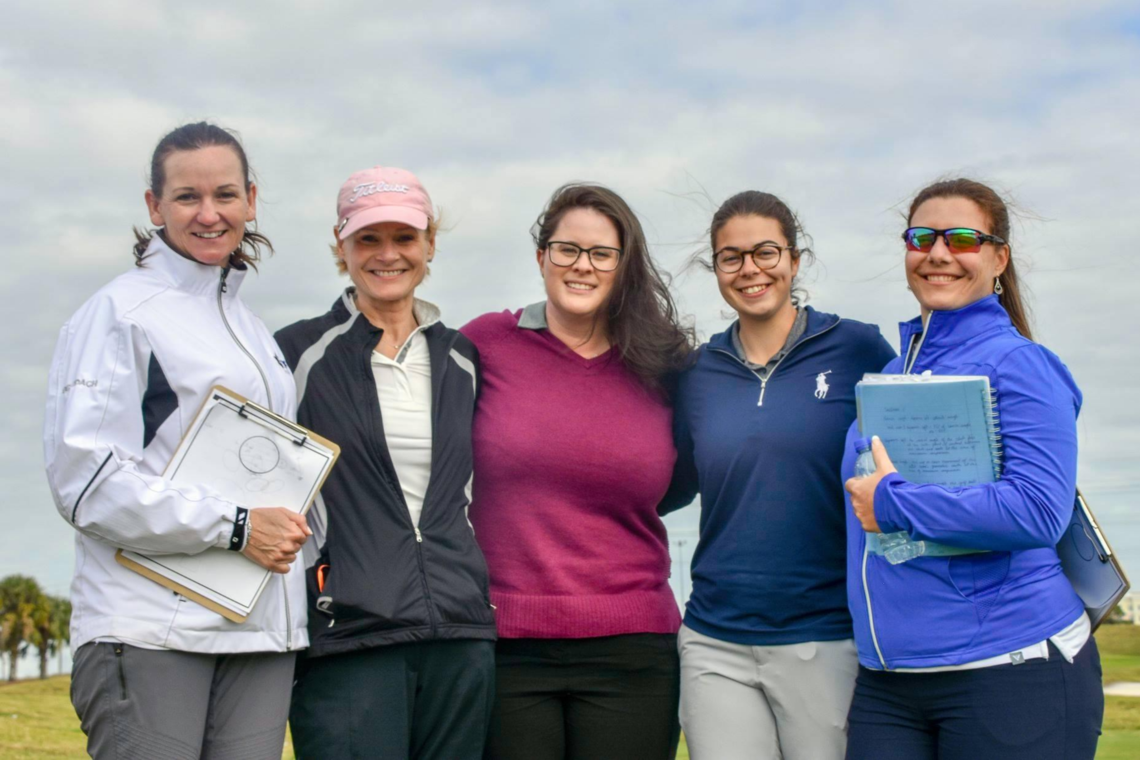 Golf Canada and PGA of Canada launch Women in Coaching program