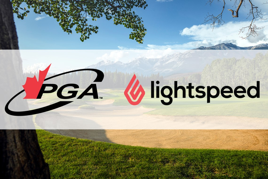 PGA of Canada Announces National Partnership with Lightspeed