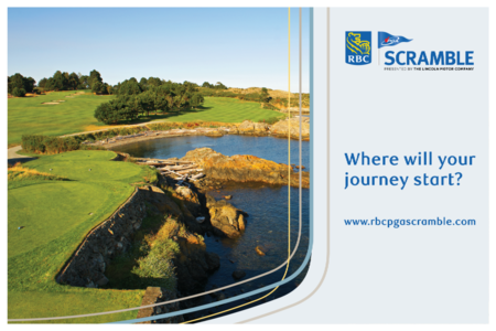 Registration now open for the RBC PGA Scramble presented by The Lincoln Motor Company
