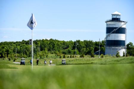 Blazing start for the RBC PGA Scramble
