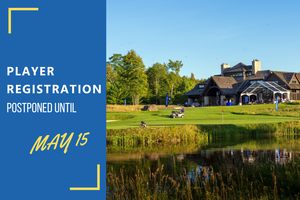 RBC PGA Scramble player registration postponed until May 15
