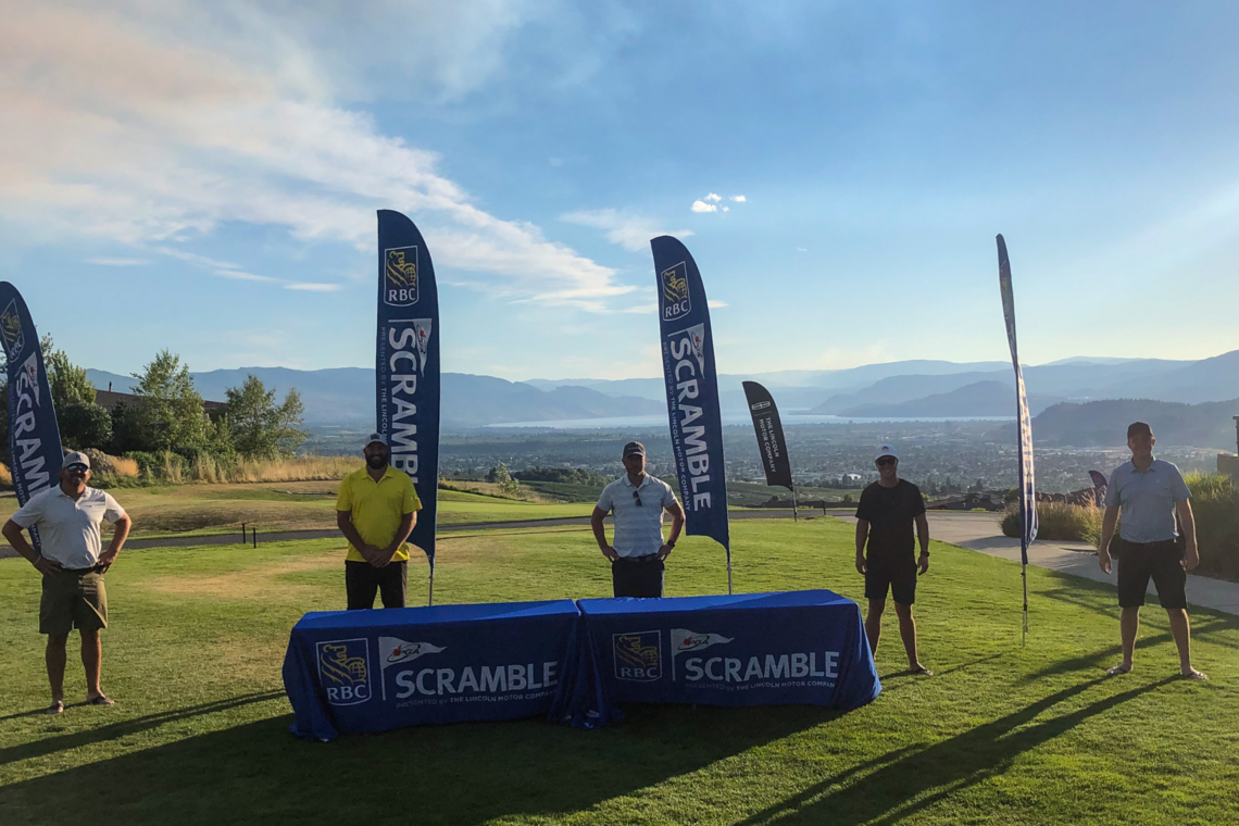 Team Talking Rock captures RBC PGA Scramble presented by The Lincoln Motor Company national title