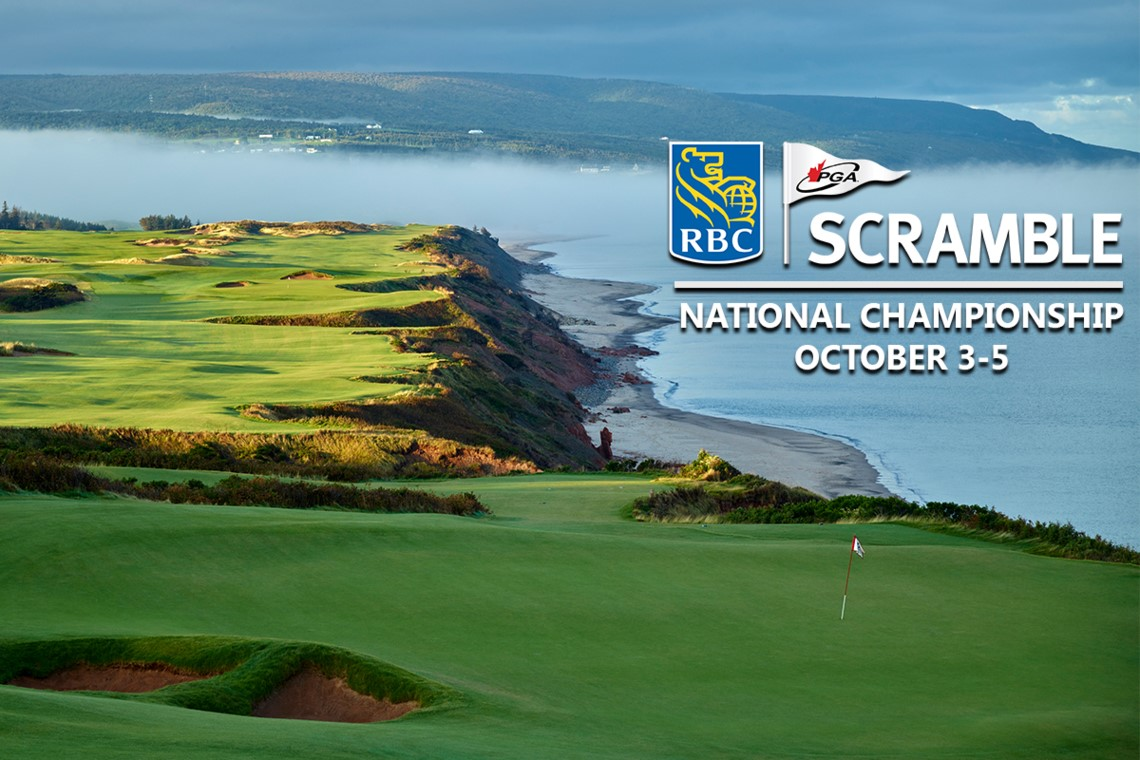 Cabot Cape Breton set for RBC PGA Scramble National Finals