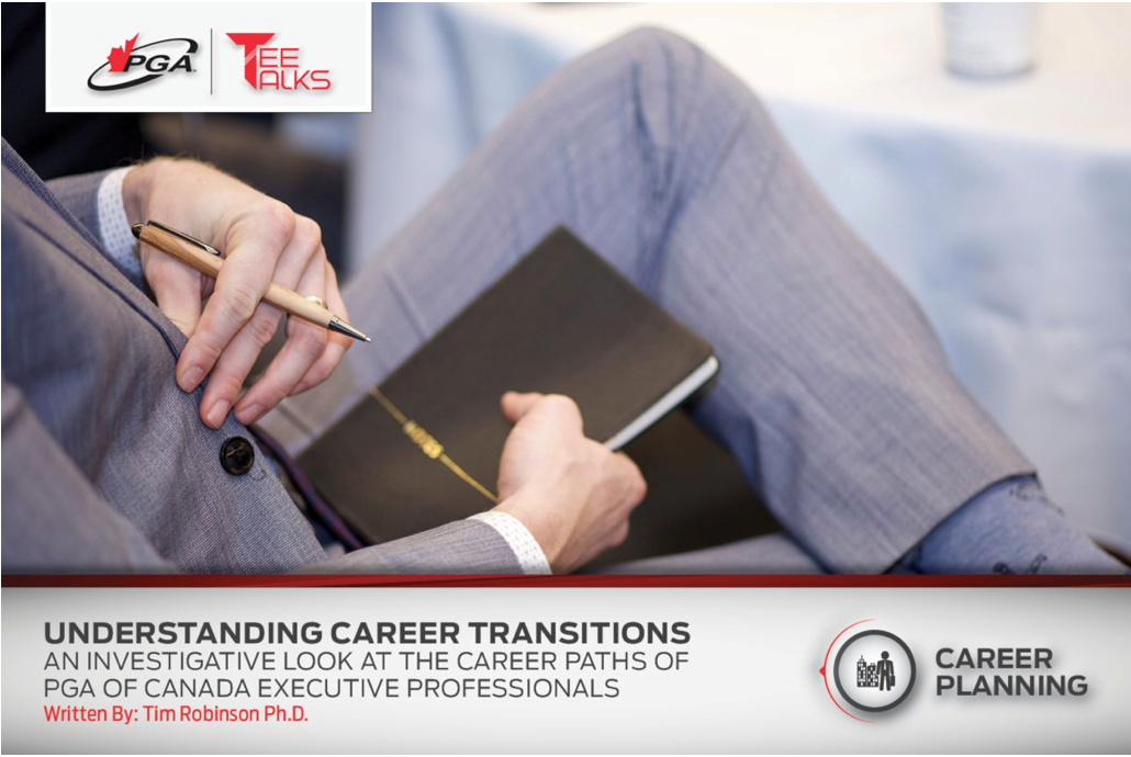Understanding Career Transitions: An Extensive Look at Career Paths of PGA of Canada Executive Professionals