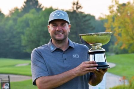 Dennis Hendershott fires final-round 64 to win PGA Seniors' Championship of Canada, BetRegal PGA Championship of Canada concludes Saturday