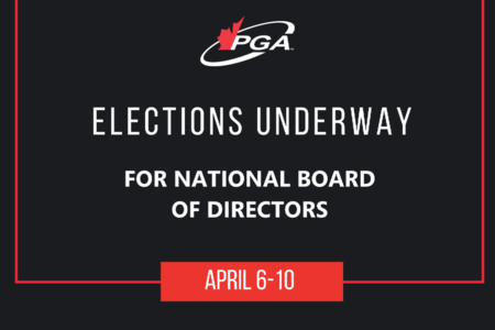 Elections Underway For National Board of Directors