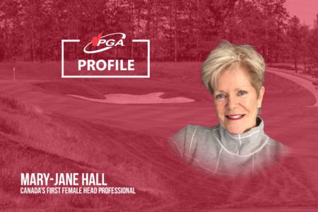 Trailblazer Mary-Jane Hall: Canada's First Female Head Professional