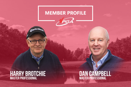 Member Profile: Two PGA of Canada professionals and their journey to Master Professional status