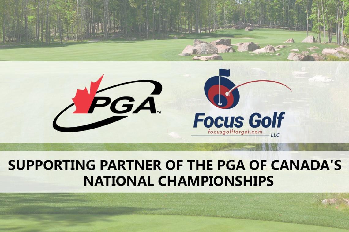 PGA of Canada and Focus Golf Target Announce Multi-Year Partnership
