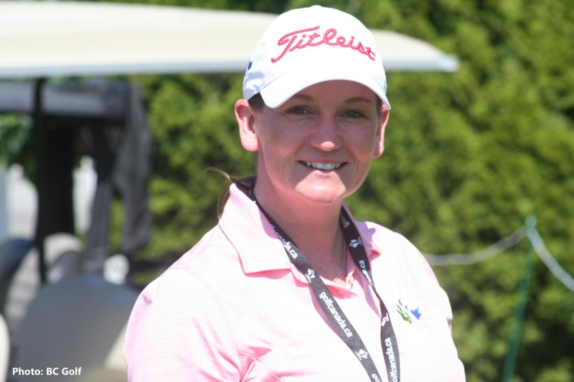 Jennifer Greggain named coach of Golf Canada's National Junior Squads