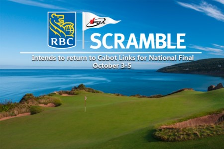 RBC PGA Scramble intends to return to Cabot Links for National Championship October 3-5