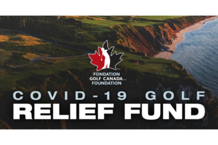 Golf Canada launches COVID-19 Golf Relief Fund