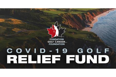 Golf Canada launches COVID-19 Golf Relief Fund