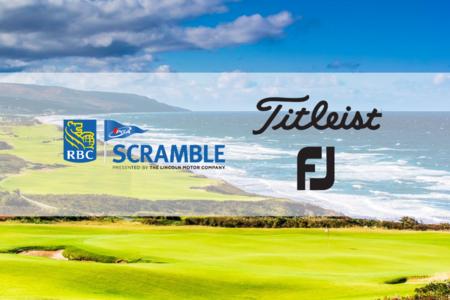 Titleist et FootJoy deviennent les nouveaux partenaires nationaux du Scramble RBC PGA