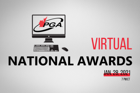 Virtual National Awards Ceremony