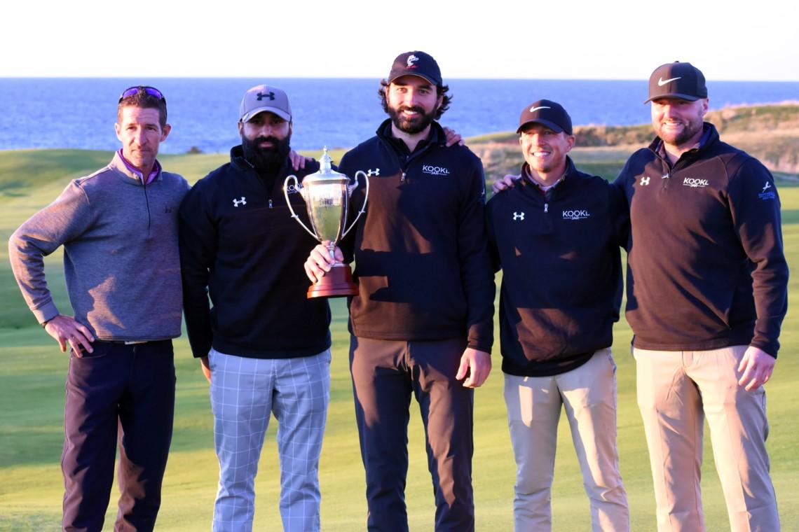 L'équipe du Whitetail Golf Club remporte le Championnat national Scramble RBC PGA 2021