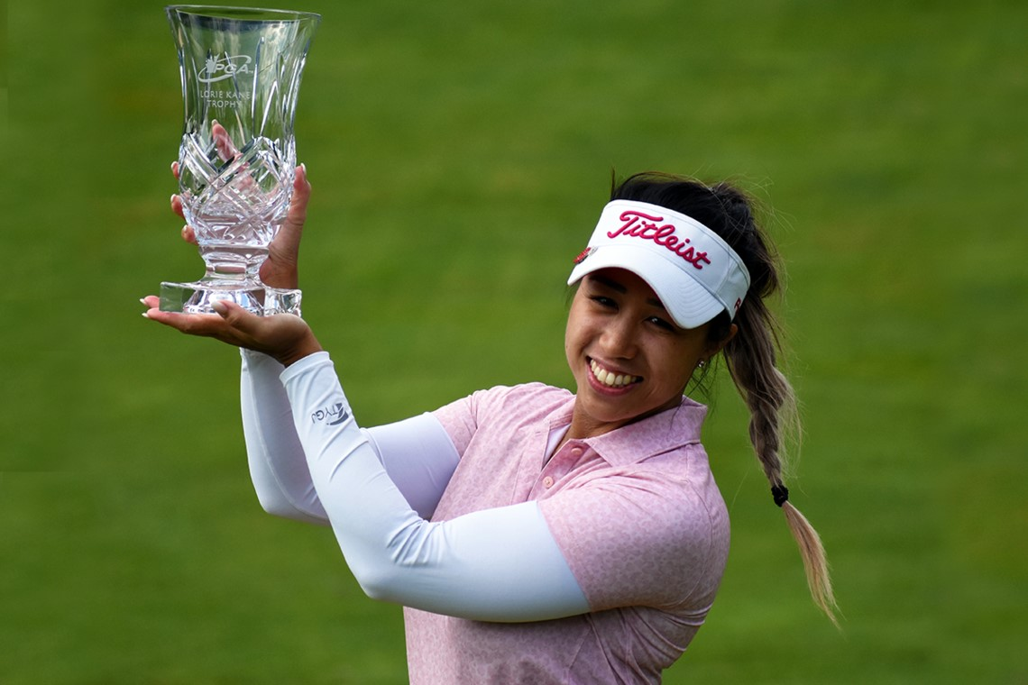 PGA of Canada Apprentice professional Christine Wong wins 34th DCM PGA Women's Championship of Canada by five strokes