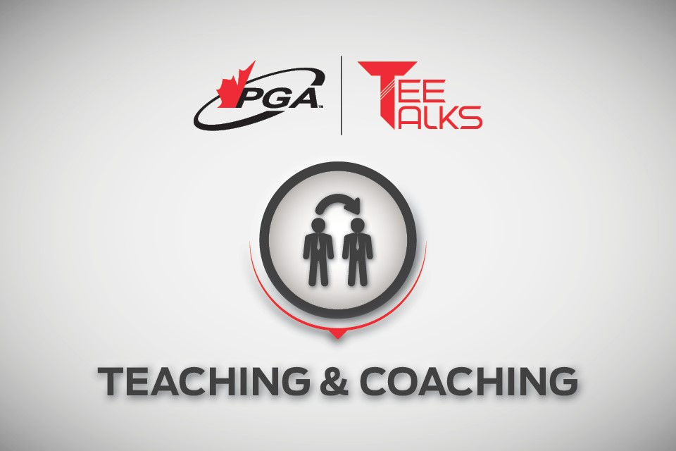 Teaching and Coaching