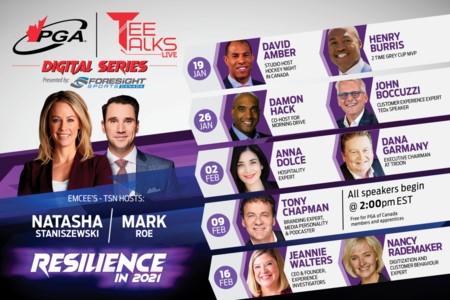 Tee Talks Live – Digital Series
