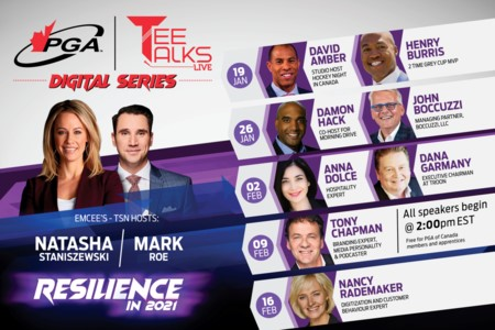 Tee Talks Live – Digital Series