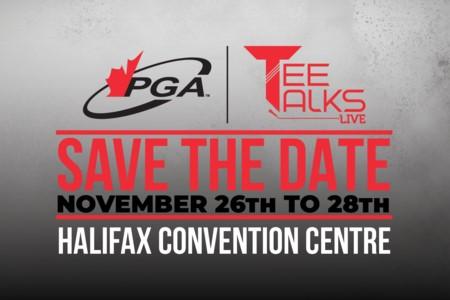 Tee Talks Live Headed to Halifax