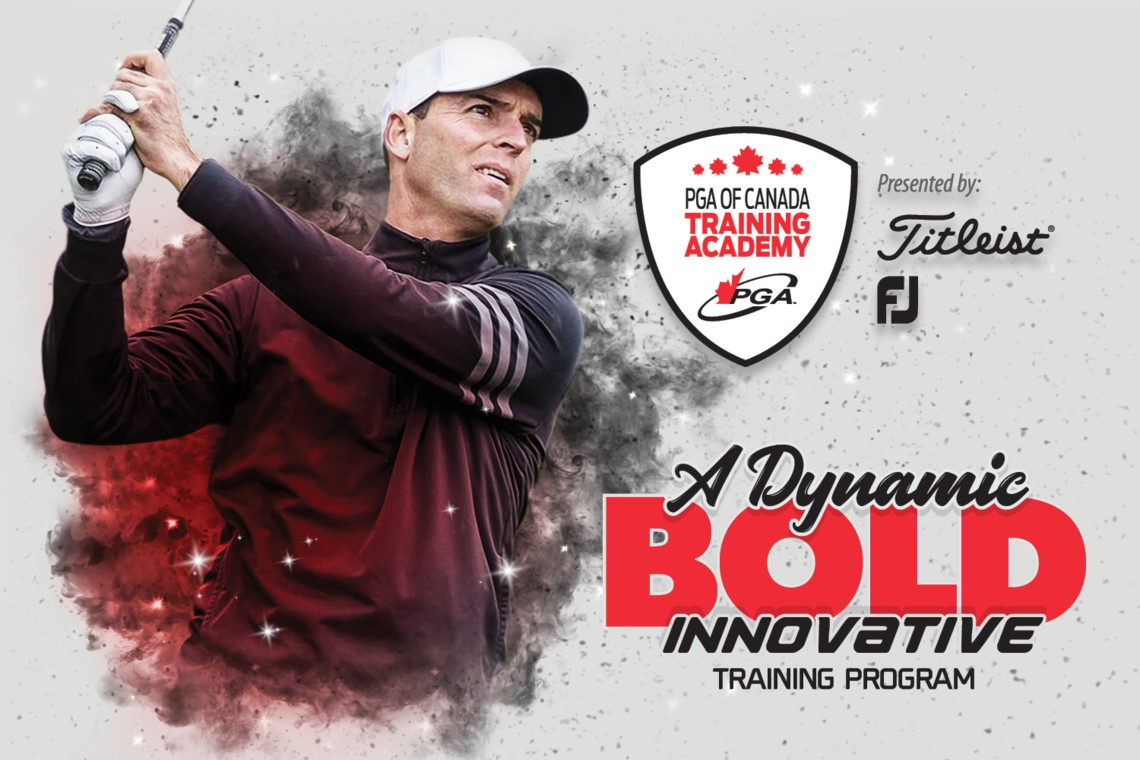 PGA Training Academy presented by Titleist and FootJoy Launches