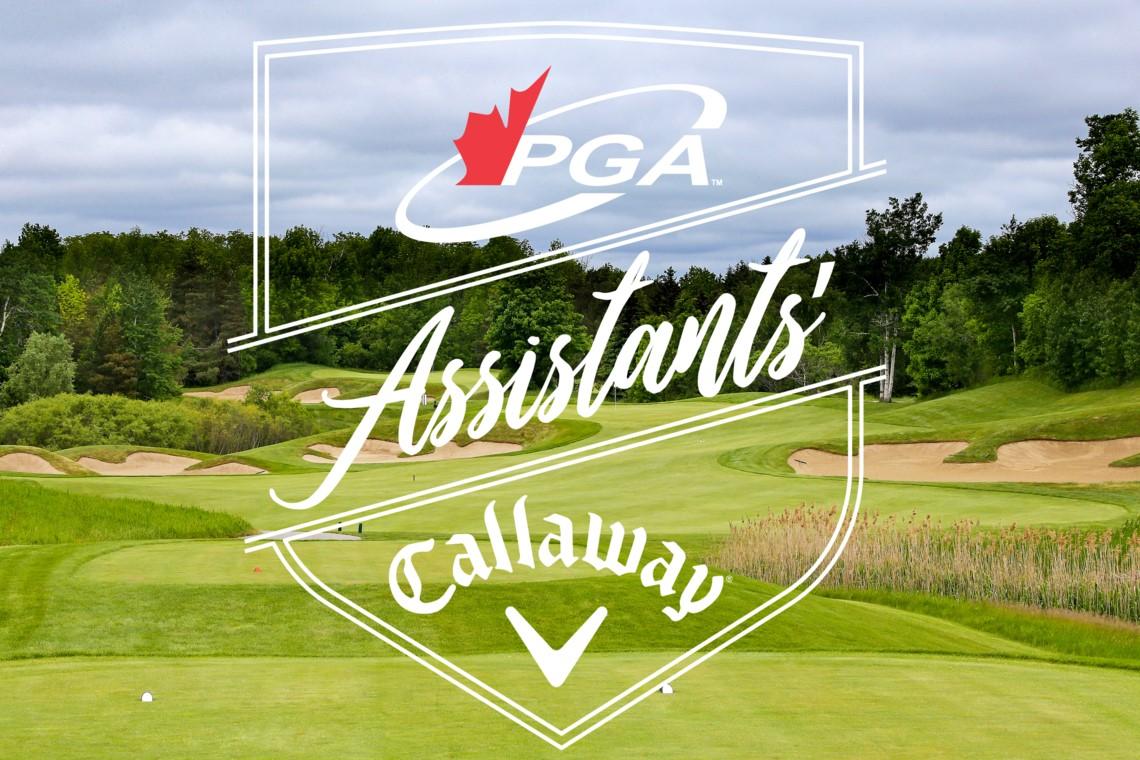 Le TPC Toronto à Osprey Valley est prêt pour le championnat des professionnels adjoints de la PGA du Canada présenté par Callaway Golf