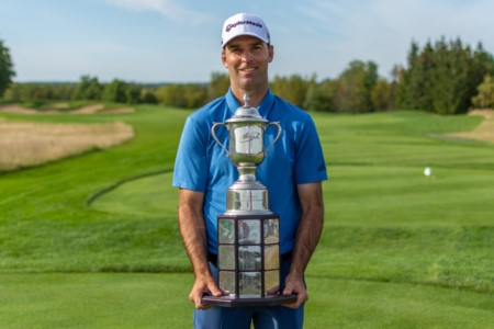 Wes Heffernan Wins PGA Assistants' Championship of Canada presented by Callaway Golf