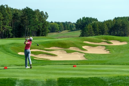 Tour Calibre Action at TPC Toronto at Osprey Valley