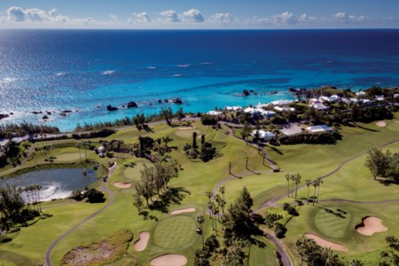 PLAY and STAY FOR FREE in the GREY GOOSE World Par 3 Championship