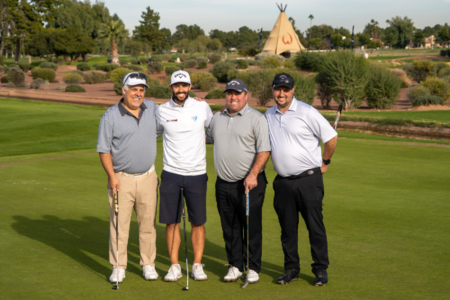 Adam Hadwin Delivers Dream Day for Patronize Your Pro Program