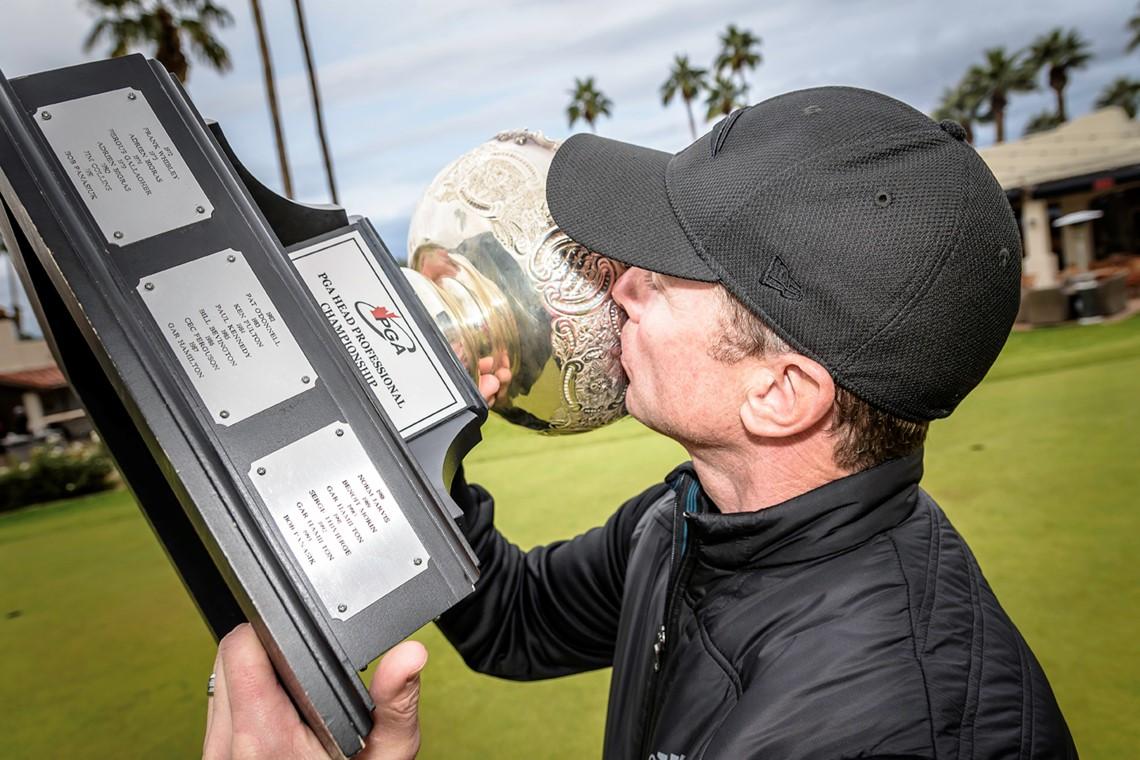 McDonald Claims First PGA of Canada National Championship