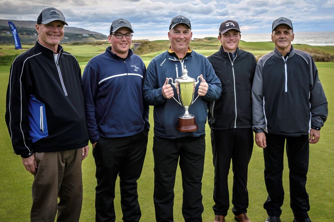 RBC PGA Scramble Returns to Cabot Links For a Third Tour