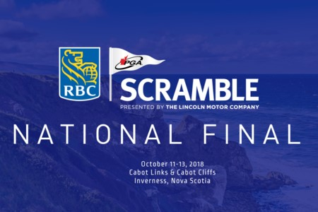 The 2018 RBC PGA Scramble presented by The Lincoln Motor Company National Final Digital Guide