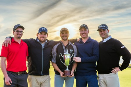 The Carman Closes it Out at Cabot Links