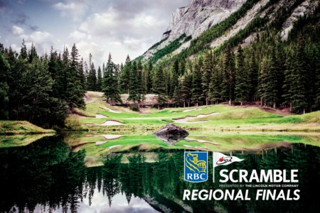 RBC PGA Scramble presented by The Lincoln Motor Company Announces Regional Finals Host Venues