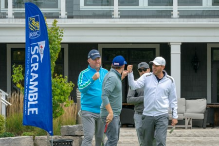 RBC and PGA Scramble Renew Partnership