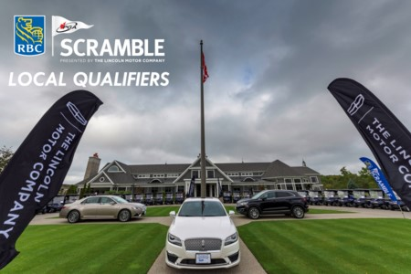 RBC PGA Scramble presented by The Lincoln Motor Company Local Qualifiers Player Registration is NOW OPEN!