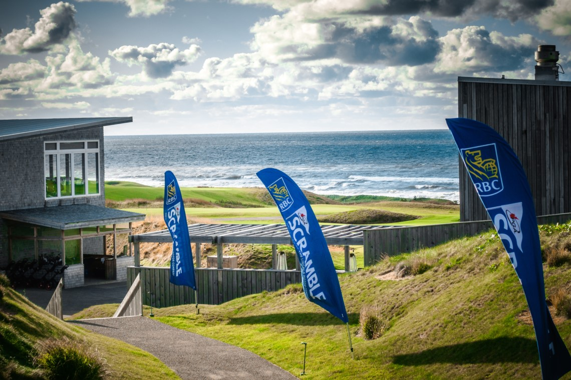 The RBC PGA Scramble presented by The Lincoln Motor Company National Final at Cabot Links